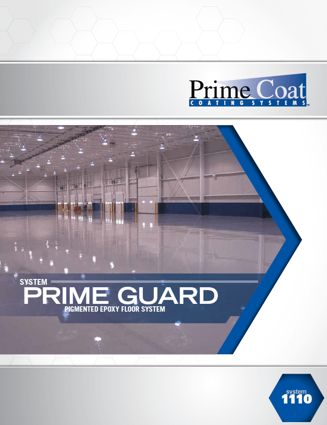 Prime Guard 1110