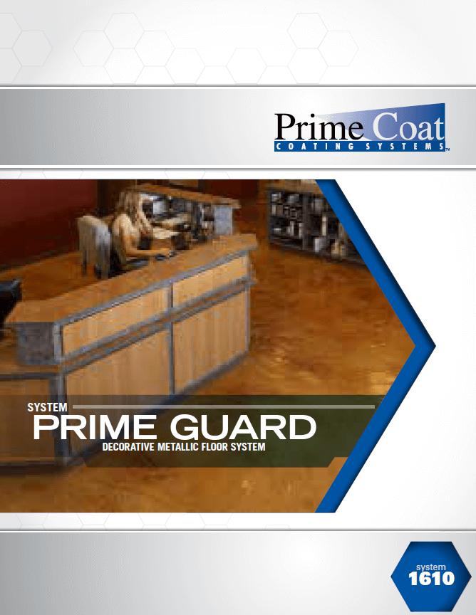 Prime Guard 1610