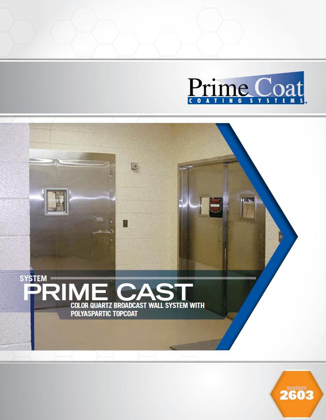 Prime Cast 2603