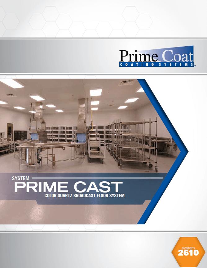Prime Cast 2610