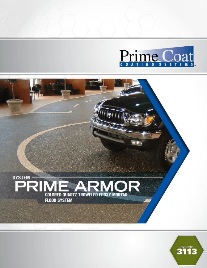 Prime Armor 3113