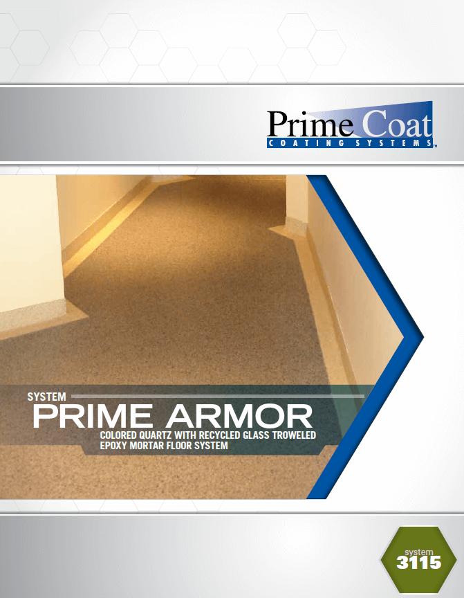 Prime Armor 3115