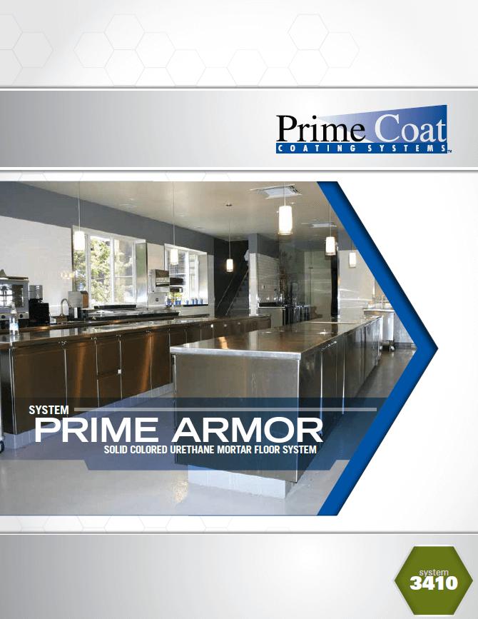 Prime Armor 3410