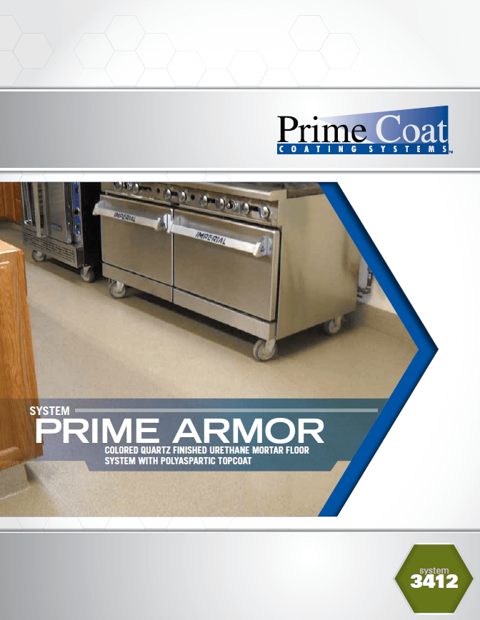 Prime Armor 3412