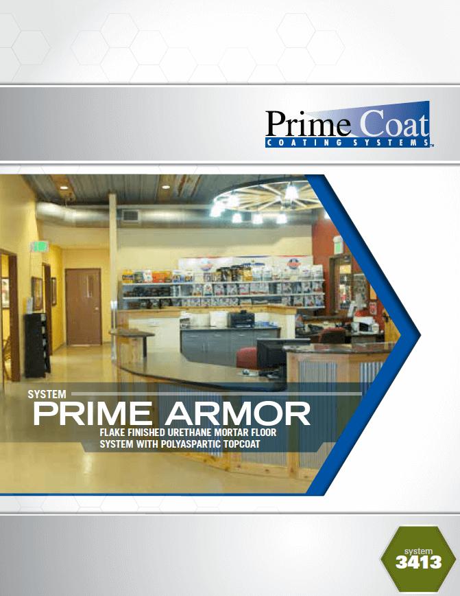 Prime Armor 3413