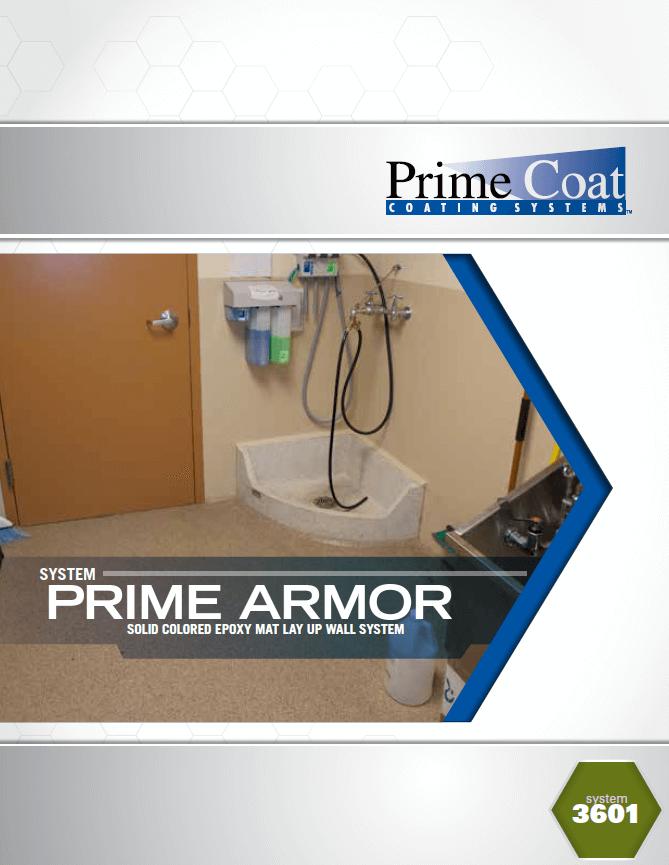 Prime Armor 3601