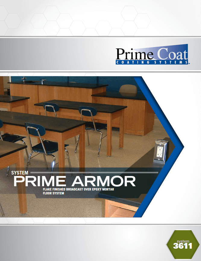 Prime Armor 3611