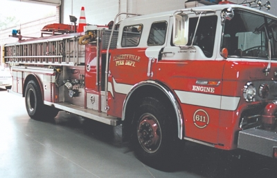 Fire Station - Floor