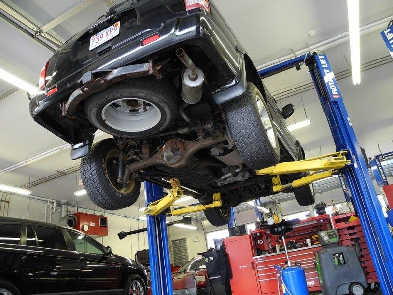 Automotive Floor Coating