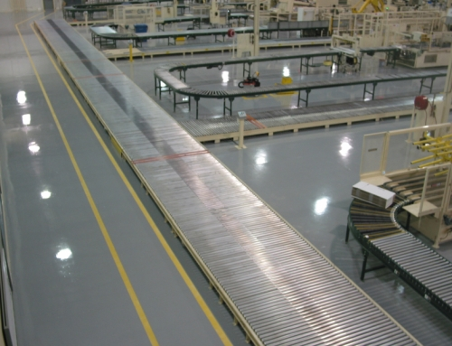 Floor Coatings for Industry and Manufacturing